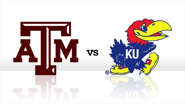 Game Preview: Texas A&M vs. Kansas