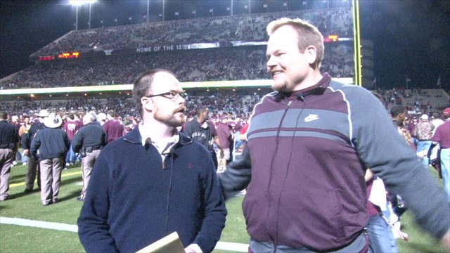 Post-Game Video Show from Kyle Field: A&M 9, Nebraska 6