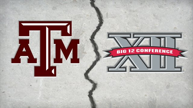 BREAKING: Texas A&M notifies Big 12