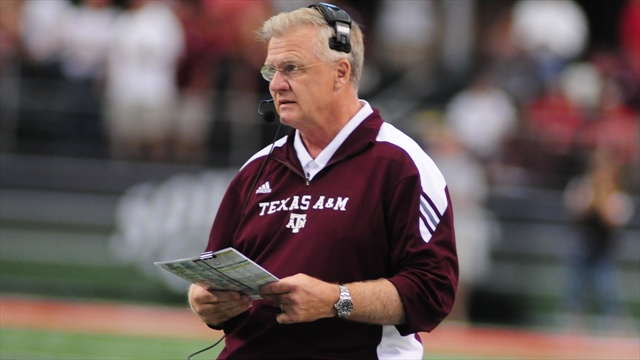 Mike Sherman is no fool ... and maybe that's the problem