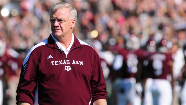 Has A&M been building on the SEC blueprint all along?