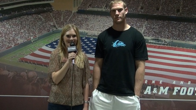 Ryan Tannehill winds down senior year with Jordan K