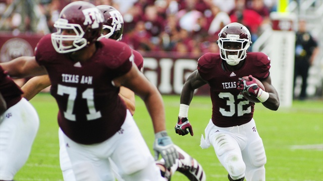 A&M 61, Kansas 7: Offense in Review