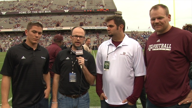 Kyle Field Post-Game Video Show: A&M 61, Kansas 7