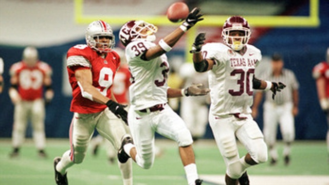 Aggie Flashback with former A&M DB Jason Webster