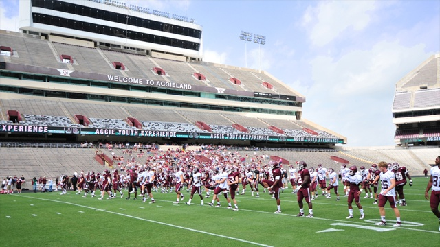 Photo Gallery: Spring Scrimmage #1