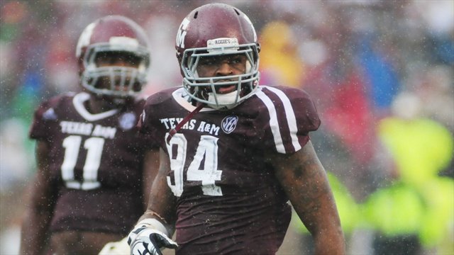 Catching up with former A&M LB/DE Damontre Moore