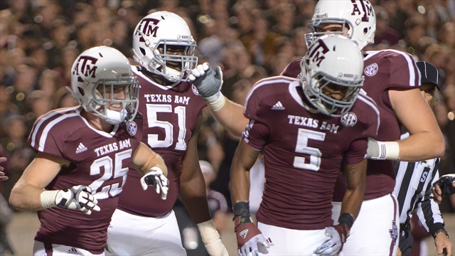 Alternate Reality: Texas A&M in this year's Big 12
