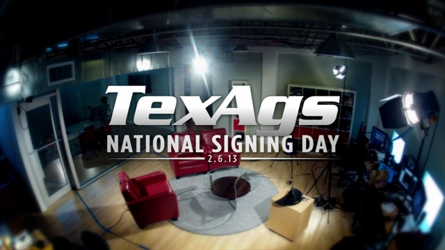 WATCH HERE: 2013 Signing Day Show