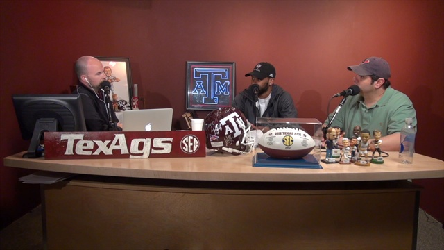 Kenric McNeal looks at future of A&M football, Johnny Manziel