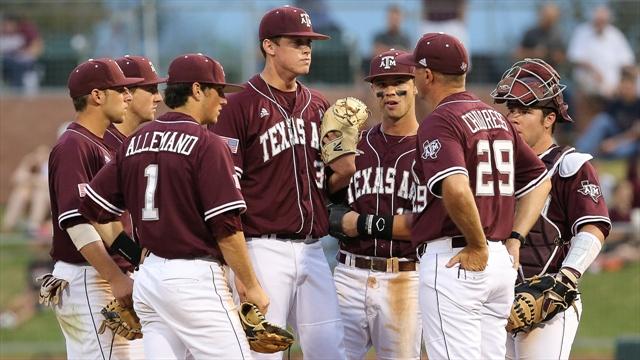 Baseball Thoughts: #21 Texas A&M vs. Sacramento State