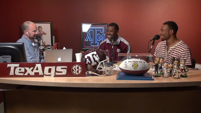 Steven Terrell and C.J. Jones look back on their time in Aggieland