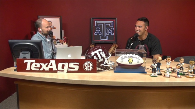 Former TE Michael Lamothe talks Manziel, the 2012 season