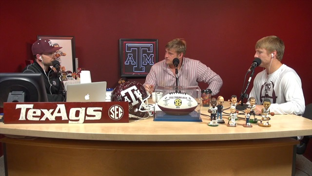 Spencer Nealy, Ryan Swope look back on their time in Aggieland