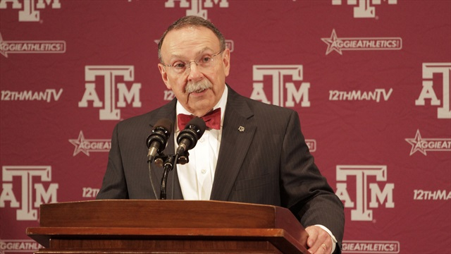 Video & notes from Kyle Field redevelopment press conference