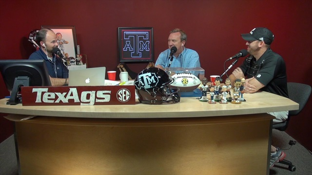 A&M equipment guru Matt Watson talks '12 black uniforms and more