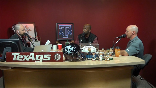 Aggie Flashback with all-time great Aggie WR Terrence Murphy