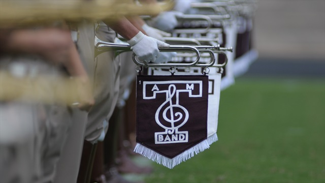 Aggie Band Halftime Drill: Chick-Fil-A Bowl