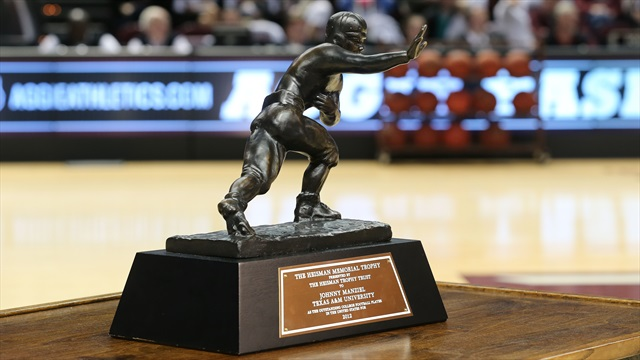 Heisman Hopefuls: A new leader surges ahead of the pack