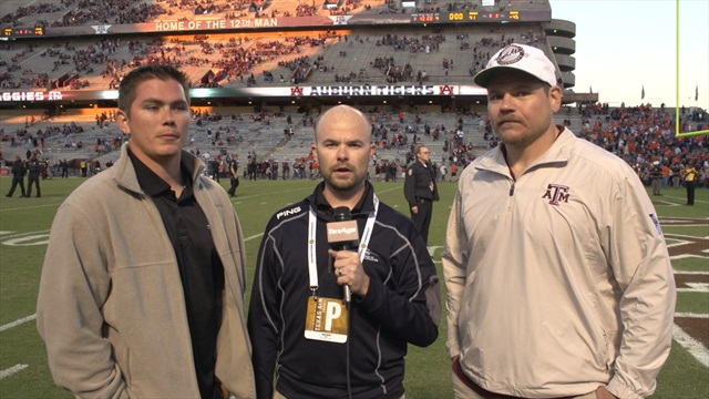 Post-game wrap with Brandon Leone & Seth McKinney