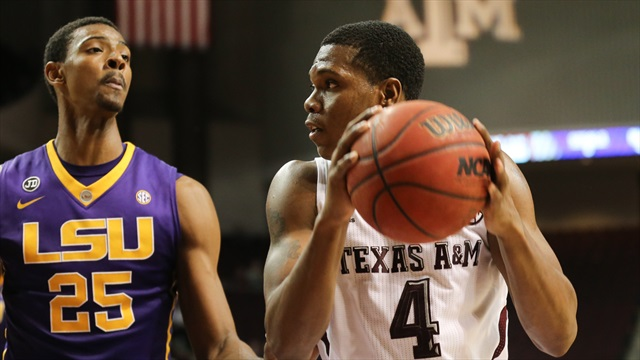 A&M, LSU tussle to feature NCAA Tournament implications