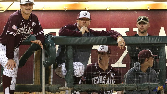 Aggies drop 5-1 decision to Alabama in series opener
