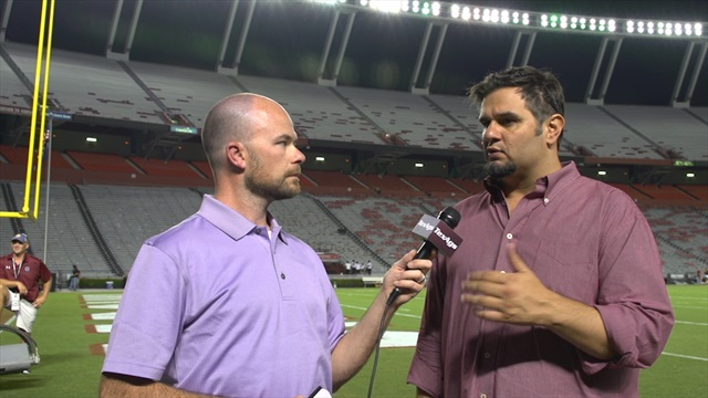 Post-game wrap from Williams-Brice Stadium