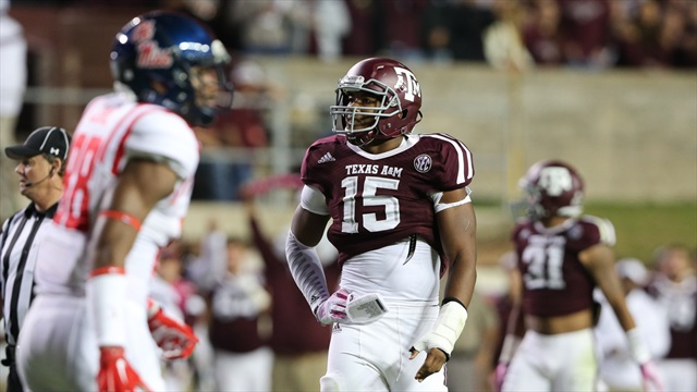 A Rebel's Blueprint: A&M's case in the '15 SEC race