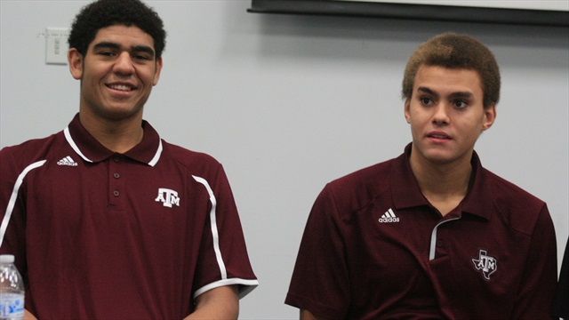Aggie basketball signees set for runs at state title