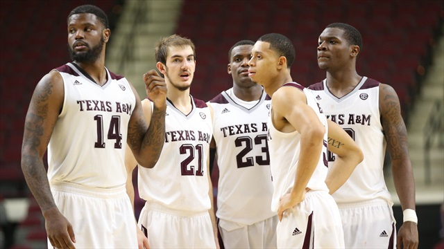 Aggies stake tourney hopes on strong showing in Nashville