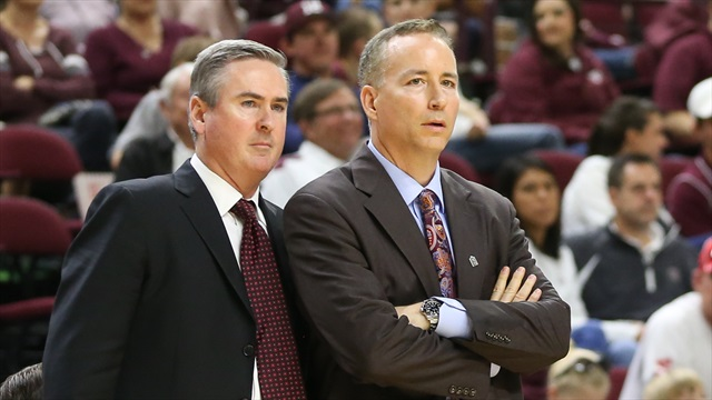 On Stansbury's promotion, decision to remain at A&M