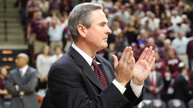 Rick Stansbury promoted to associate head coach