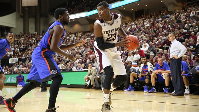 For Kennedy's Aggies, strong finish starts in Gainesville