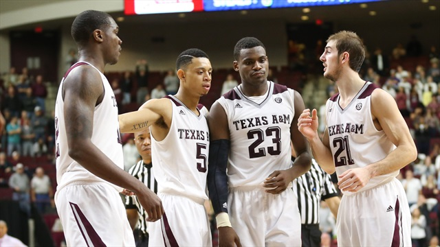 Five Thoughts: Texas A&M 68, LSU 62
