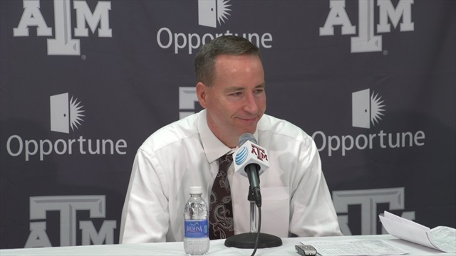 Post-game: Texas A&M 80, Auburn 55