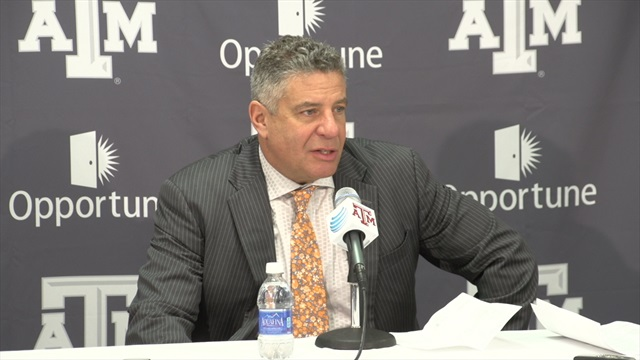 Bruce Pearl lauds A&M for honoring Anthony Mason