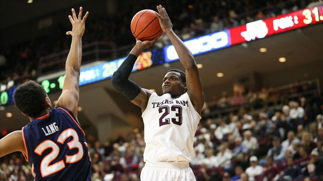 Highlights & Gallery: Texas A&M 80, Auburn 55