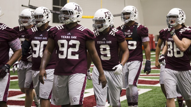 Sights and Sounds: Day 2 of spring practices