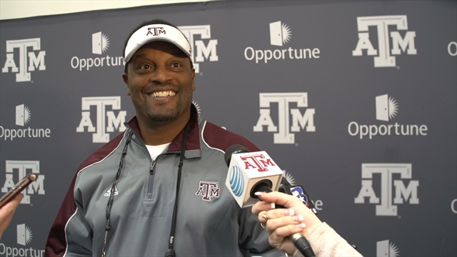 Spring Day 1: Sumlin, Jackson open the proceedings