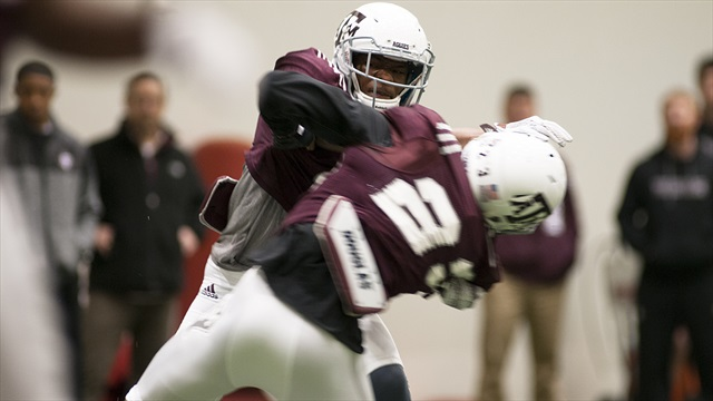 Sights and Sounds: Day 3 of spring practices