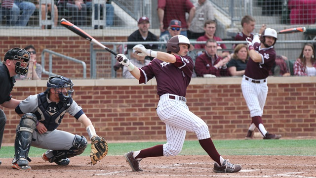 True to form: A&M rides bullpen and clutch hits to 7-4 win over Mizzou