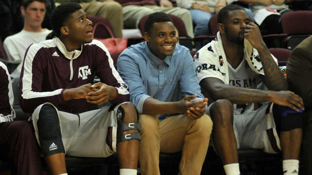 Aggies featured in several early basketball top 25's