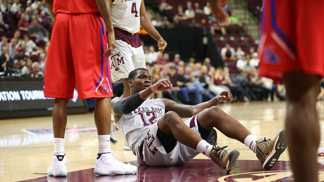 Aggies' season ends in NIT home loss to La Tech, 84-72