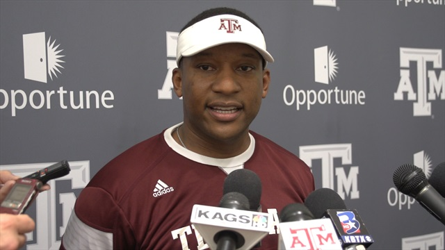 WATCH: Sumlin, Joseph, Harris on 1st day back, secondary strides