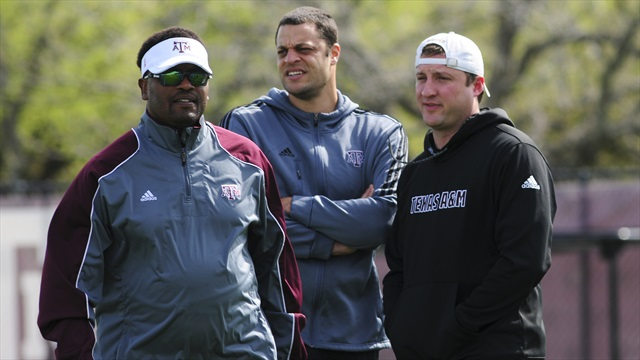 Aggie Recruiting Review: Groundwork laid at Sunday's camp