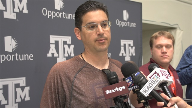 WATCH: Sumlin, Banks, Kaser size up special teams