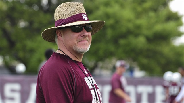 Austin Anderson impressed with what A&M offers