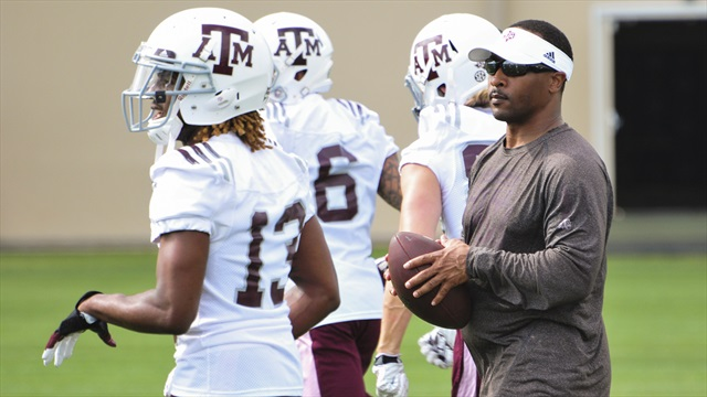 Texas A&M makes another impression on Toneil Carter
