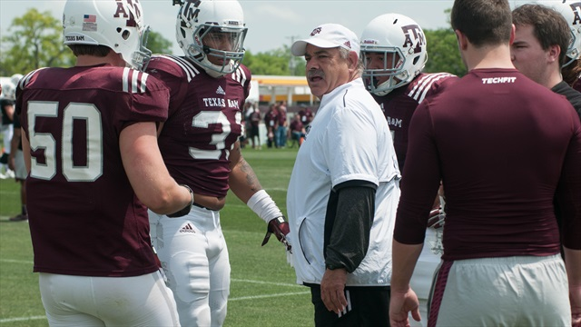 On the Attack: Scheme all-important to Aggie defense