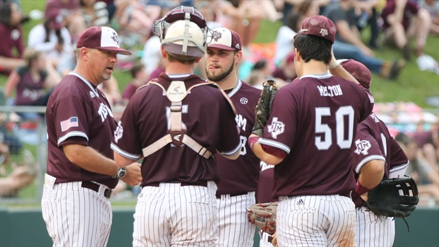 Aggies denied national seed, will host College Station regional